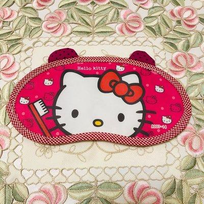 清倉 - Hello Kitty 眼罩 粉紅色 KC1224 (1)