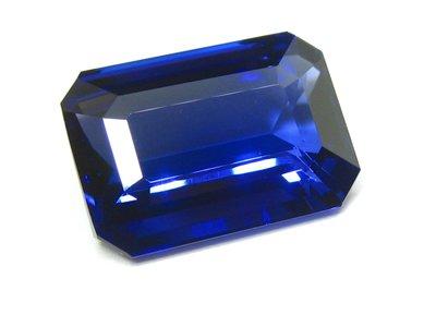 【Texture & Nobleness 低調與奢華】100%天然寶石 天然無燒坦桑石 丹泉石 12.94克拉