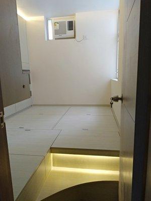 全屋裝修連傢俬 elements-furniture.com 一房大約3萬 地台床