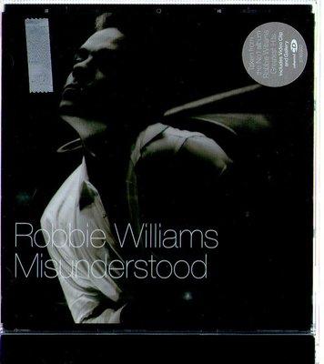 /新尚/ ROBBIE WILLIAMS(MISUNDERSTOOD)二手品-F89