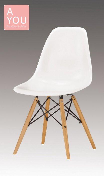 喬蒂餐椅(白) (免運費)促銷價$800【阿玉的家2018】