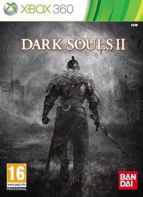 全新未拆 XBOX 360 黑暗靈魂2  -中文版- Dark Souls 2: Scholar