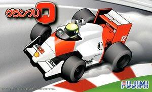 富士美 Q版蛋車 McLaren 09179