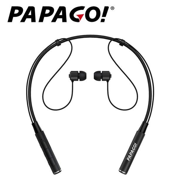 (新品)視聽影訊 公司貨保固一年 PAPAGO X1  藍芽頸掛耳機 有三色