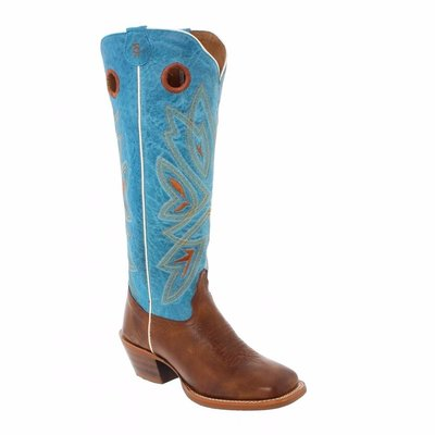 【幫你買】女靴 Tony Lama Ladies Tan Burnet Buckaroo Boots 3R2400L
