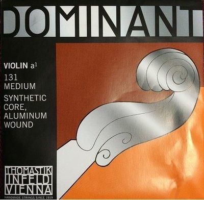 ∮愛友樂器∮ 奧地利 Thomastik【 Dominant 小提琴弦 A弦 4/ 4 】另有D、G弦 高雄市