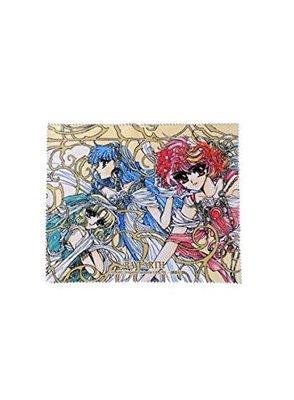 日本魔法騎士雷阿斯獅堂光龍咲海鳳凰寺風眼鏡布及摩可拿眼鏡盒動漫商品7~8年級生的回憶