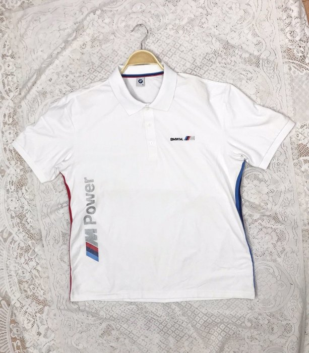 BMW白色POLO杉 3L秋冬美衣上架 詳閱敍述 實拍