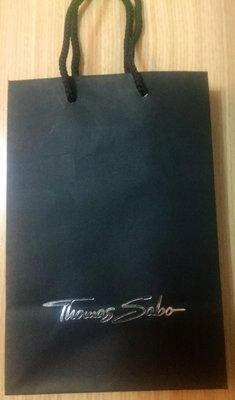 Thomas Sabo 黑色紙袋