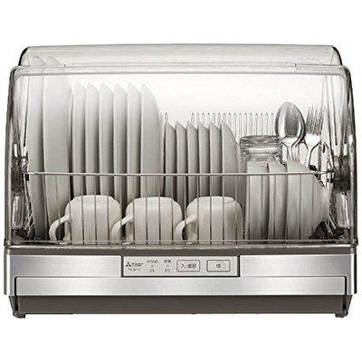 刷卡含稅價 日本製造 附中說 三菱【TK-ST11】不鏽鋼 烘碗機 6人份 90度高溫殺菌 除臭 抗菌 FD-S50F