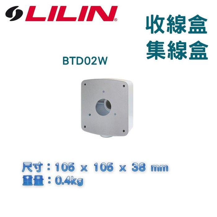 LILIN 利凌 BTD02W 收線盒