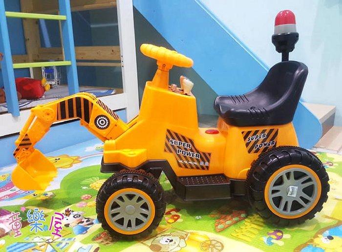 超大怪手挖土機~電動怪手~超大怪手~兒童騎乘怪手~電動挖土機~電動機車~電動跑車~生日禮物~生日禮物~聖誕節禮物