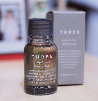 【Q寶媽】THREE   極致絲潤精華  20ml   全新專櫃貨 有中文標籤