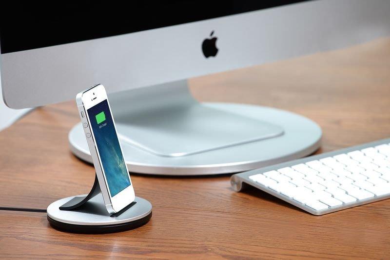 『售』Just Mobile|AluRack™ 北歐風充電傳輸底座