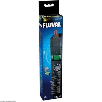 柴灣水中情 富華Fluval E100電子暖管100w A772 (另50w 200w 300w)