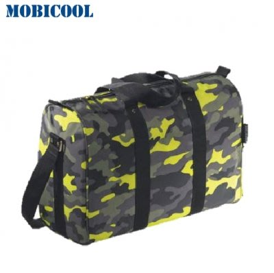 【綠色工場】MOBICOOL ICON Ⅱ 16 保溫保冷袋(迷彩黃)