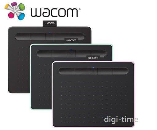 【全新含稅有發票】Wacom Intuos Comfort Small 繪圖板 藍芽版 綠CTL-4100WL/E0-C