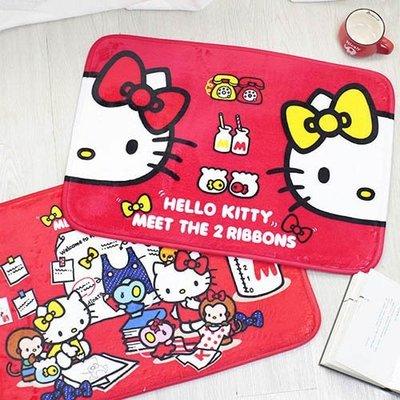 【可愛村】Hello Kitty防滑地...