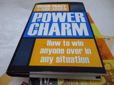買滿500免運&-《The power of charm : how to win anyone over in any situation》