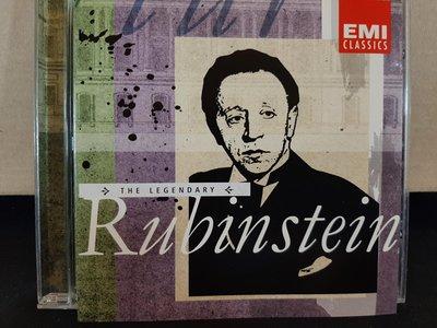 Rubinstein~The Legendary,Chopin-Nocturne,Mazurka,Valse etc,魯賓斯坦~傳奇,演繹蕭邦-夜曲,馬厝卡等