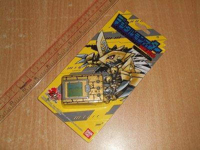 全新 Digimon Digital Monster Digivice Ver 20th Zubamon Yellow 2017 數碼暴龍 暴龍機 黃色 行版