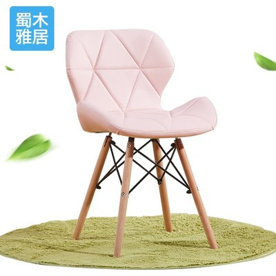 電腦椅家用臥室懶人辦公椅椅學生椅書桌椅現代簡約靠背座椅子MJBL