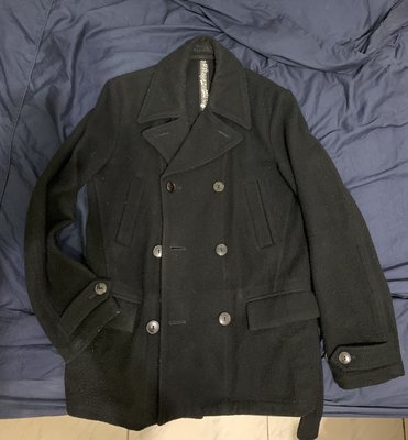 Number (N)ine 07aw Pea Coat Size2
