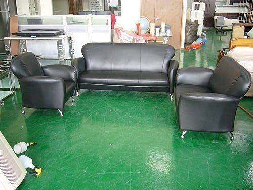 樂居二手家具館 全新123小丸子沙發組 皮沙發 客廳桌椅 傢俱工廠出清電視櫃茶几高低櫃