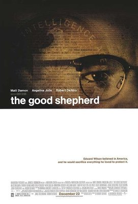 特務風雲:中情局誕生秘辛-The Good Shepherd (2006)原版電影海報