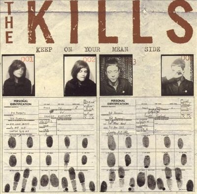 [狗肉貓]_The Kills _Keep on Your Mean Side