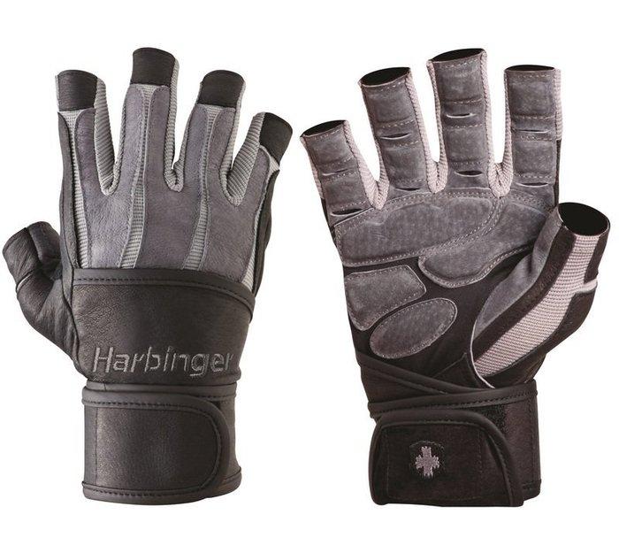 [線上體育]L12714131043 Harbinger Bioform   男  XL 重訓/健身護腕手套