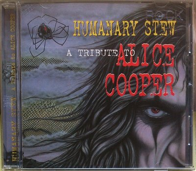 A Tribute To Alice Cooper:Humanary Stew 二手台版