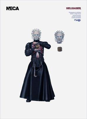 ArtLife @ NECA Hellraiser Ultimate Pinhead Figure 養鬼吃人