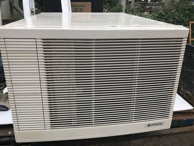 [老師傅二手冷氣空調]0.8噸窗型全機一年保固壓縮機兩年保固