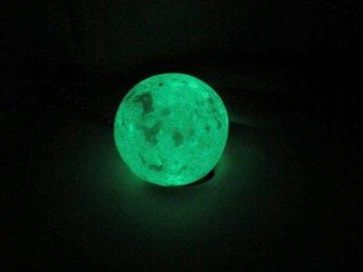 【優質家】高級天然夜光球(夜明珠)55公克35mm二顆(回饋價便宜賣)限量10組(賣完恢復原價300)