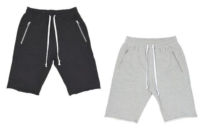 { POISON } SKATOPIA TALON COTTON SHORTS LIMITE 雙邊TALON拉鏈 短棉褲