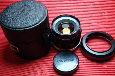 FUJINON 55mm f1.8  (M42接環)