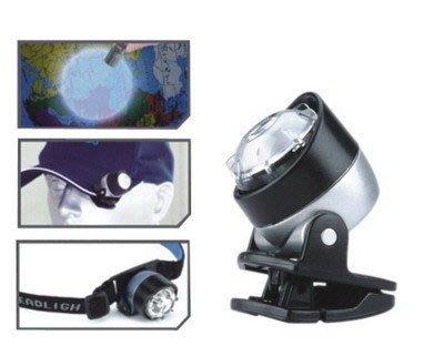 *大營家燈具*DJ-7279 超迷你LED頭燈(聚光)登山露營自行車用品
