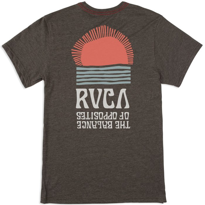 SKATEBOARDING 滑板店 RVCA 短袖 DAY BREAK