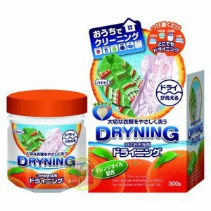 【JPGO日本購 】日本製 UYEKI 柑橘系列 盒裝洗衣凝膠#308