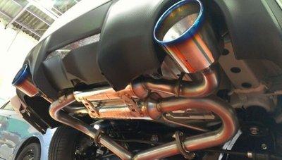 【汽車零件王】FUJITSUBO AUTHORIZE S 藤壺排氣管 @ LEXUS RX450h FA20