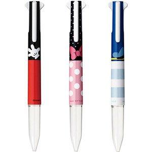 【莫莫日貨】UNI 三菱 Style Fit 2012 迪士尼 米奇 米妮 唐老鴨 限定款 5色 五色筆管 (共三款)