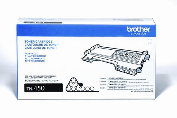 ☆3C優館☆Brother TN-450 原廠碳粉匣~MFC-7360/MFC-7290/MFC-7460DN