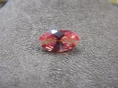二手舖 NO.3698 紅寶石水晶 蛋面 墜子 戒指 首飾飾品