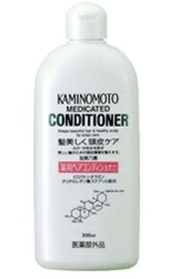 日本加美乃素防掉髮調理素Kaminomoto Medicated conditioner 300ml