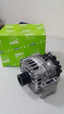 BENZ W211 06-08 M272 180A 發電機 (VALEO製全新品) 439649 0141540402