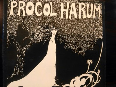 Protocol Harum ~ A Whiter Shade Of Pale。