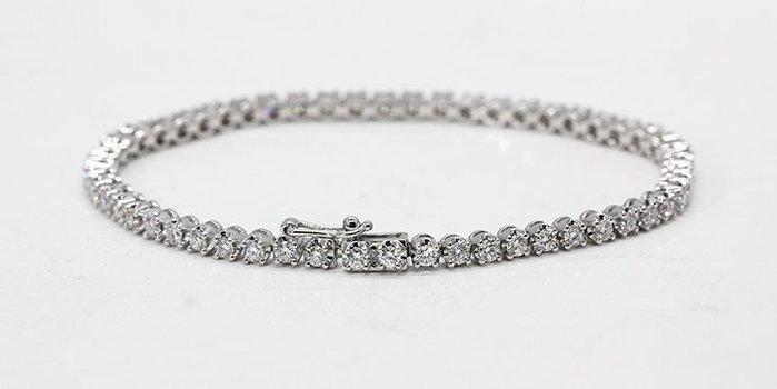 【黛恩&聖蘿蘭珠寶】點開看更多款式 日版明星款鑽石手鍊 婚戒對戒鑽戒線戒項鍊耳環手鐲別針腳鏈戒指翡翠綠寶紅寶藍寶