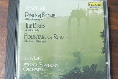 TAS-Respighi: pines of Rome-美版,有IFPI
