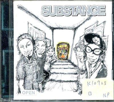*真音樂* SUBSTANCE / OPEN 日版 二手 K10725(下標賣1)